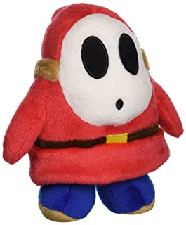Sanei licenza ufficiale Super Mario peluche 12,7cm Shy Guy 7cm Shy Guy Japan VideoGames PL-811271