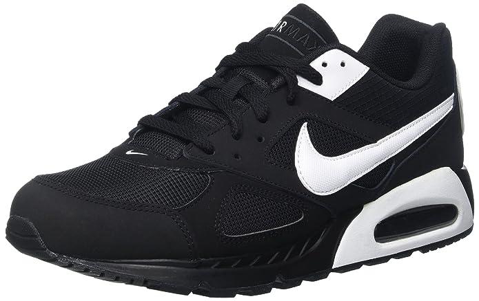 Nike Air Max Ivo Sneakers Schwarz Weiß