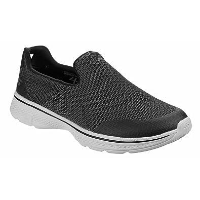 brand new 9d896 9155b Skechers Herren Go Walk 4 Expert Slip On Schuhe (42.5 EU ...