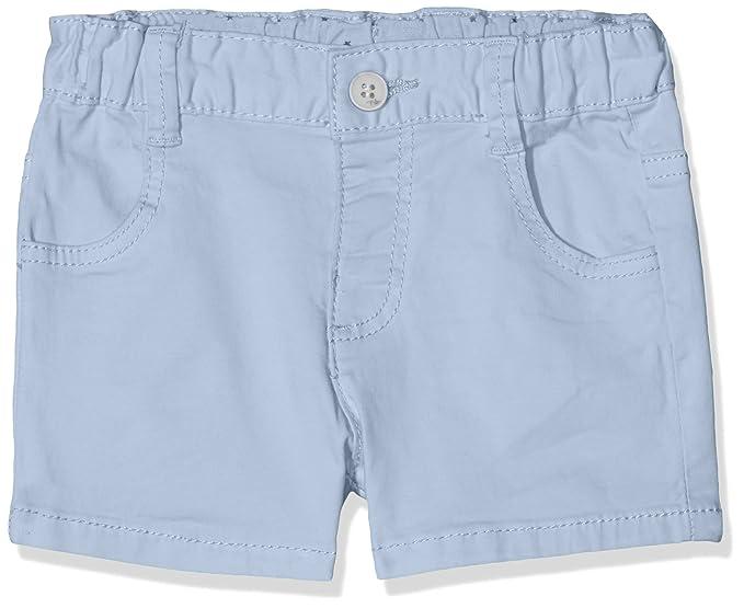 Mayoral 201 Pantalones, Unisex bebé, Azul (Sky Blue 72), Recién ...