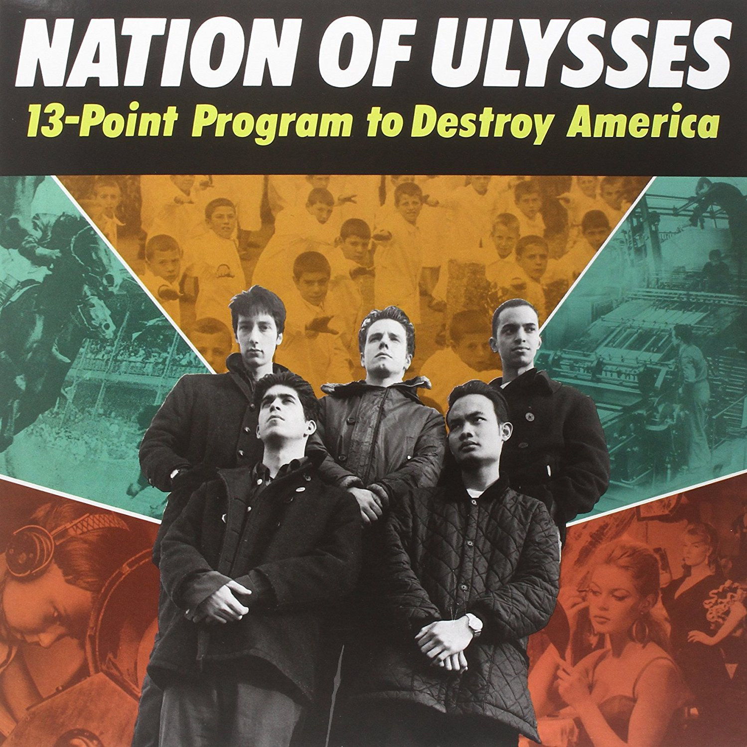 13 Point Program to Destroy America