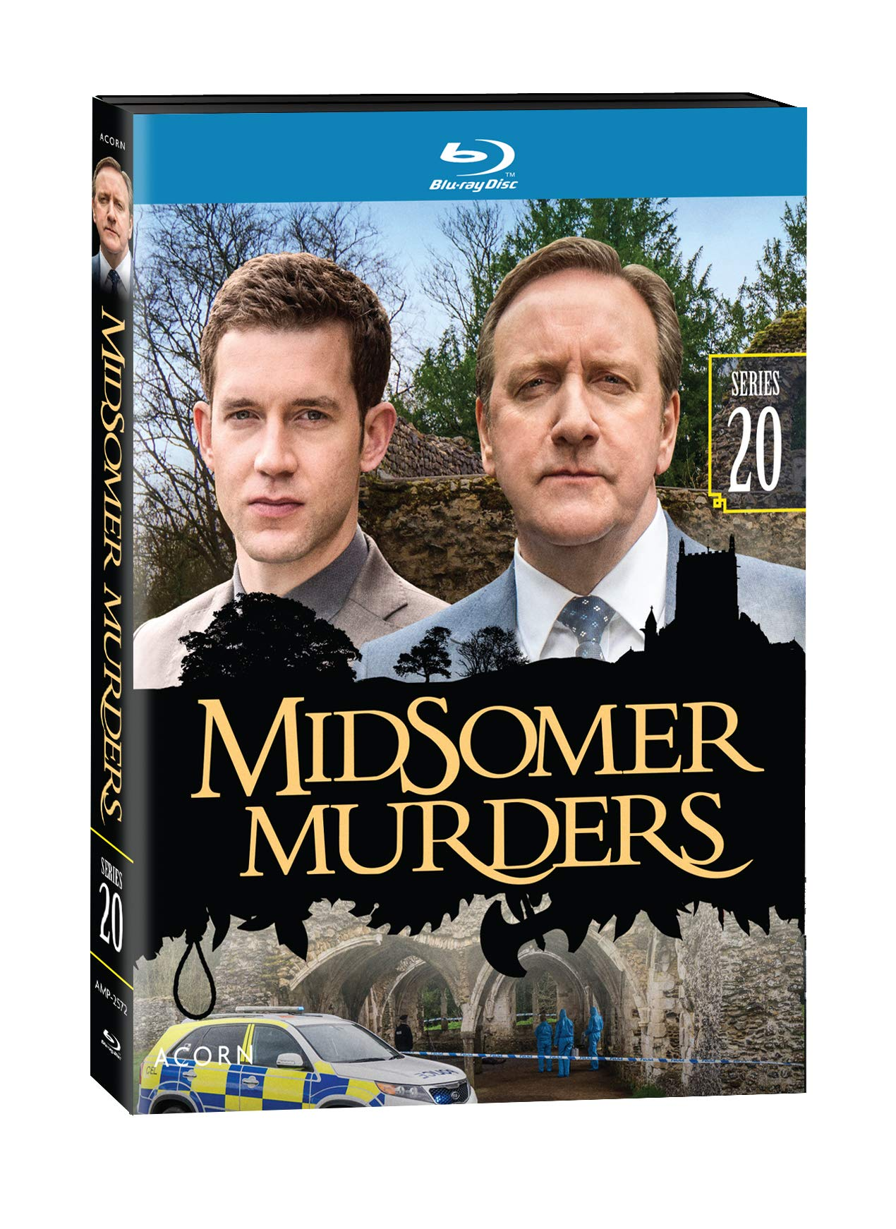 Blu-ray : Midsomer Murders: Series 20 (Blu-ray)