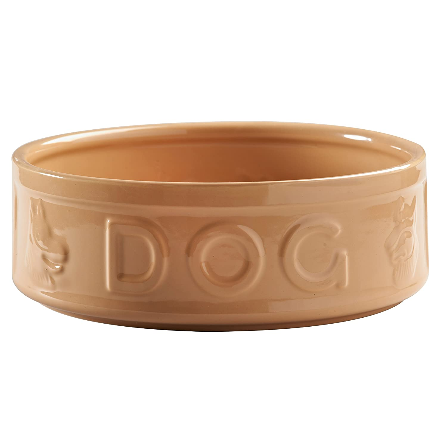 Mason Cash Cane 10 Inch Lettered Dog Bowl Home Garden