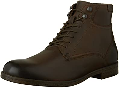 Amazon.com | Clarks Men's Brocton High Ankle Boot | Boots