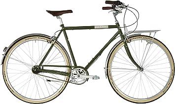 Ortler Bricktown - Bicicleta Urbana - Verde clásico Tamaño del ...