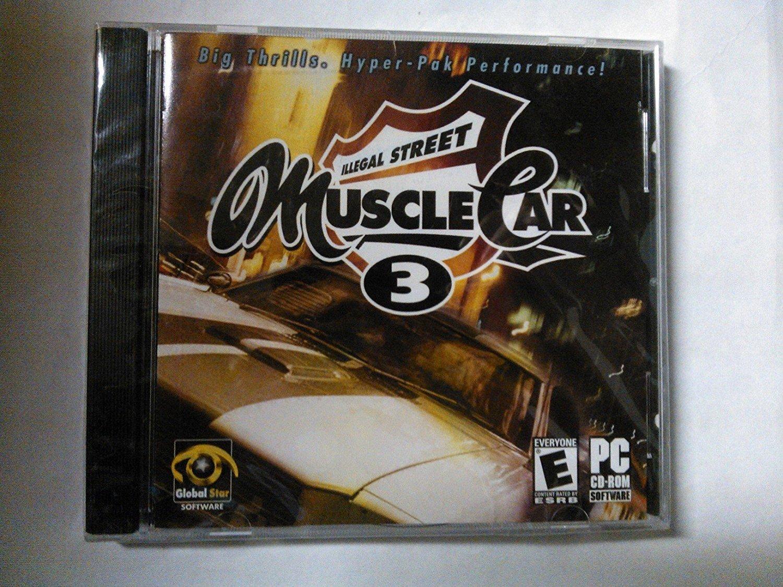 Illegal Street Muscle Car 3 Global Star