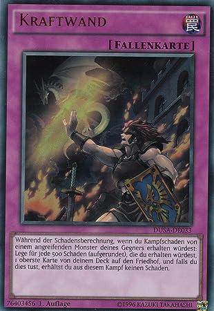 Tal der Toten Yugioh! Ultra Rare DE 1 Auflage