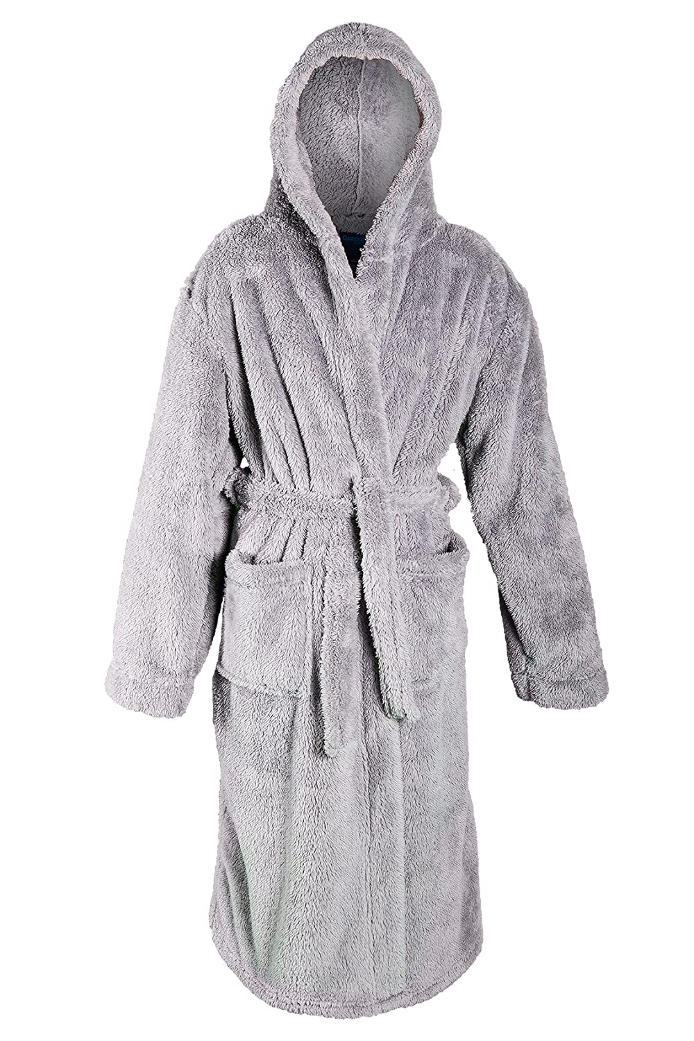 MINIKIDZ Childrens Kids Boys Dressing Gown Robes, Super Soft Snuggle ...