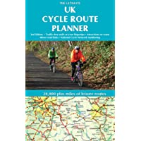 The Ultimate UK Cycle Route Planner Map: 20,000 Plus Miles of Leisure Routes