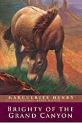 Brighty of the Grand Canyon (Marguerite Henry Horseshoe Library Book 5) Kindle Edition
