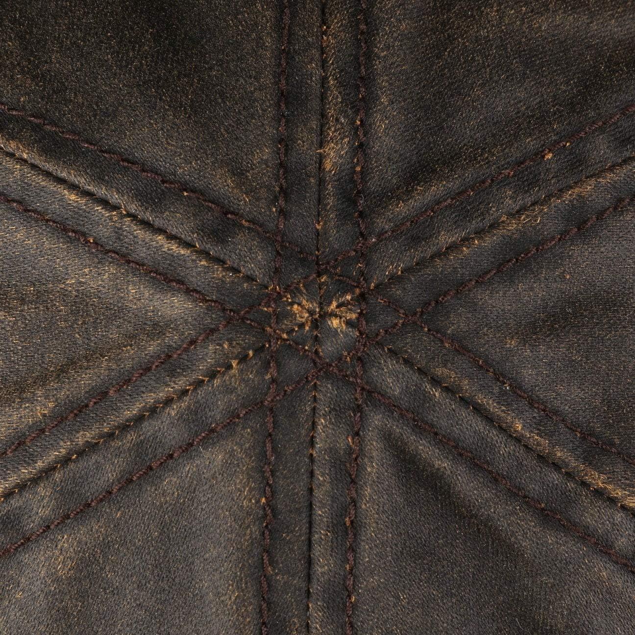 de Invierno con Vuelta Stetson Gorro Docker Old Cotton Winter Hombre Gorra Docker Forro Cerrado por atr/ás Forro oto/ño//Invierno
