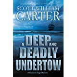 A Deep and Deadly Undertow: An Oregon Coast Mystery (Garrison Gage Series Book 7)