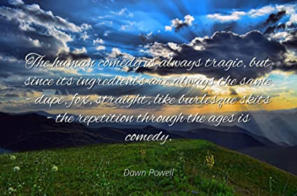 Amazoncom Dawn Powell Famous Quotes Laminated Poster Print 24x20