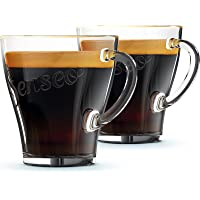 Philips  Senseo Set de Tasses Verre 7 x 10 x 8,5 cm