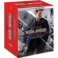 Pack: Misión Imposible - Temporadas 1-6 (4K UHD  Extras)