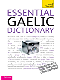 Essential Gaelic Dictionary: Teach Yourself (Complete Languages)