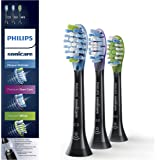 Philips Sonicare Replacement HX9073/33 Original Premium Replacement Brush Heads for Smart Car – Black