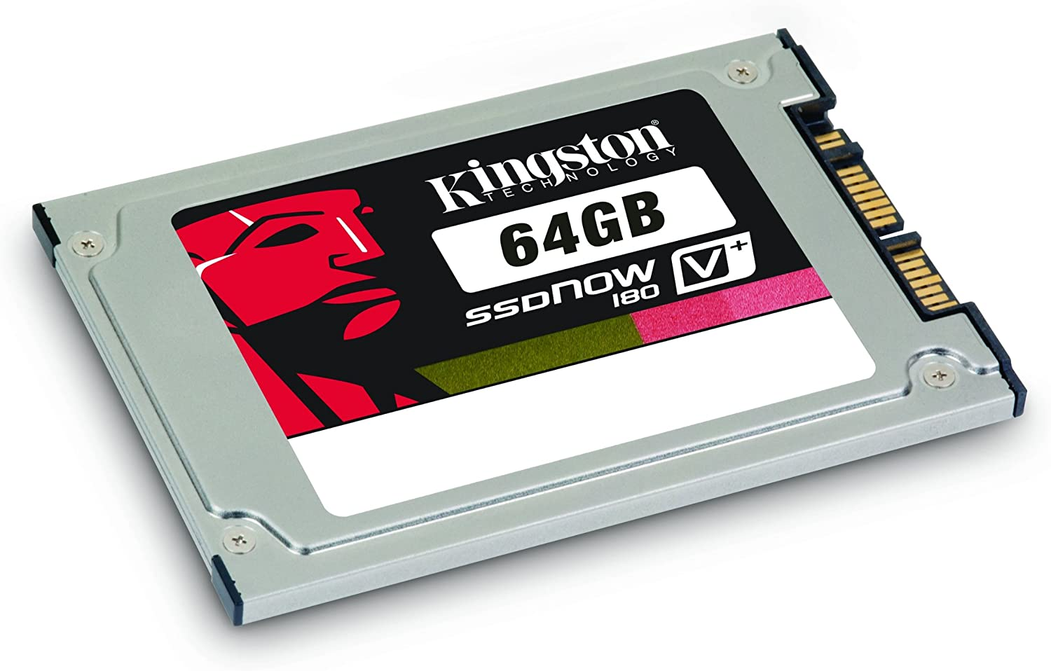 Kingston Technology SSDNow V+180 64 GB 1.8