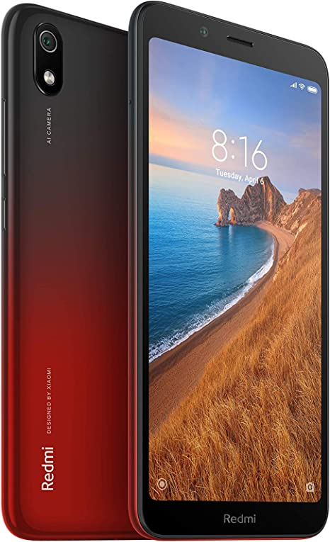 Xiaomi Redmi 7A, 2GB 32GB Dual SIM, Gem Red: Xiaomi: Amazon.es: Electrónica