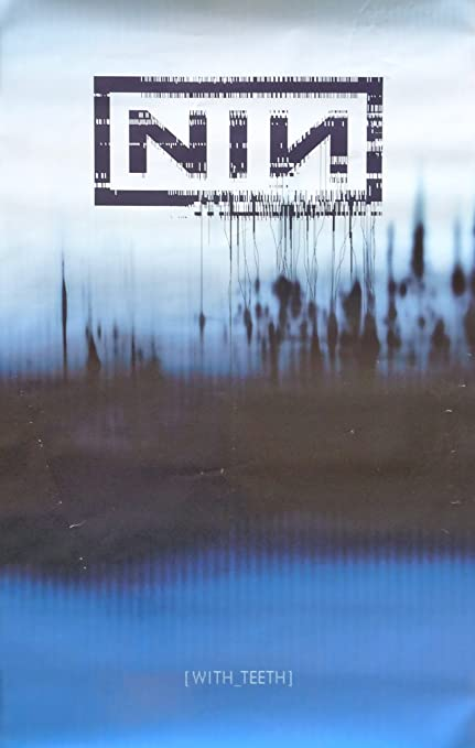 Amazon.com: Nine Inch Nails – con dientes – Rare Publicidad ...