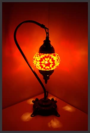 mosaico lámpara mosaico - Pie S lámpara de mesa de ...