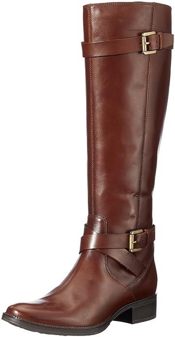 e458237045e561 Geox D Mendi Stivali D, Bottes Femme: Amazon.fr: Chaussures et Sacs