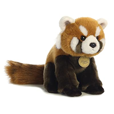 Aurora World Miyoni Red Panda Plush: Toys & Games