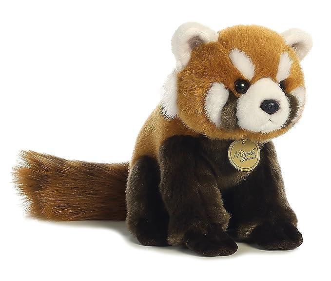 Amazon.com: Aurora World Miyoni – Rojo Panda felpa: Toys & Games