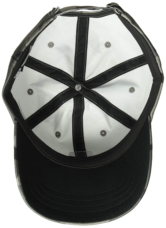 DC Mens Camolit Snapback Trucker Hat Black 1SZ ADYHA03643 Christmas ... bef06e845d04
