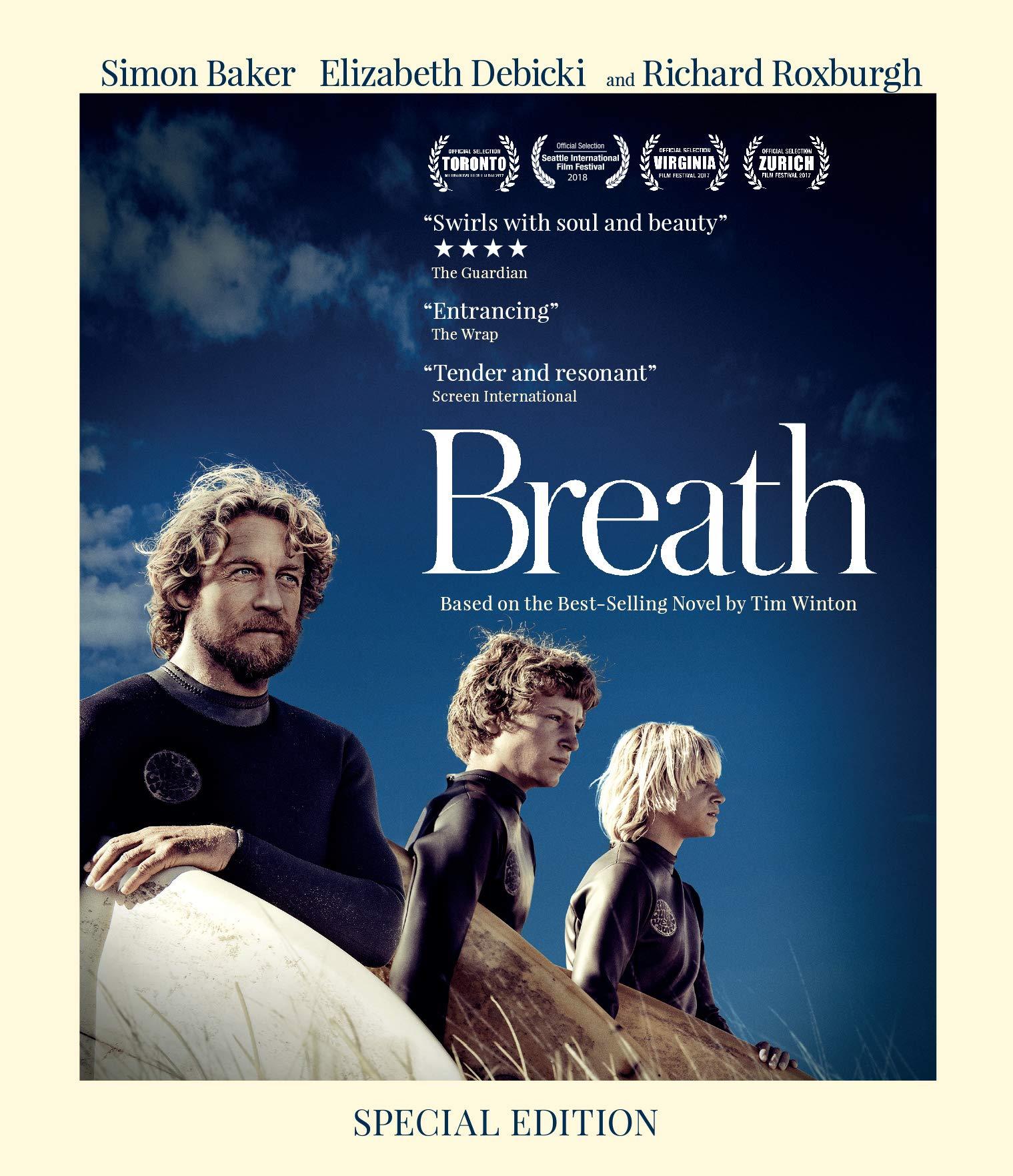 Blu-ray : Breath (Special Edition)