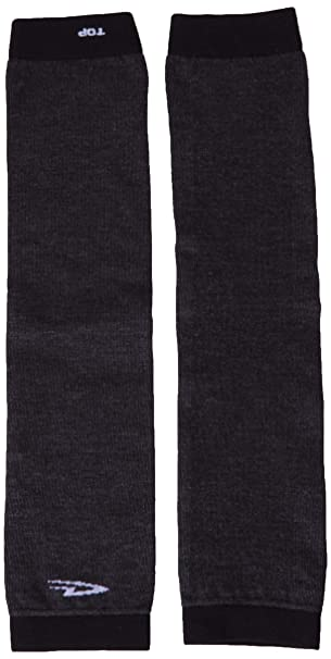 DeFeet Kneekers Charcoal Wool One Size