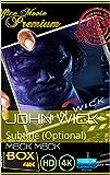 John Wick:  Subtitle (Optional)
