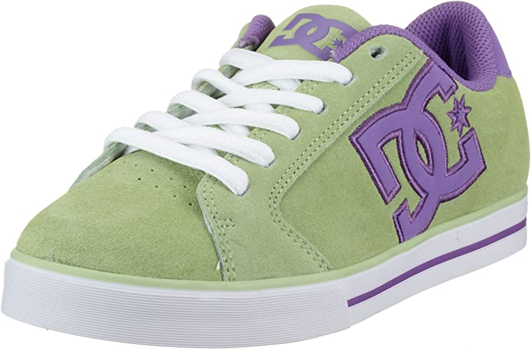 DC Universe Women's Trainers Green Size