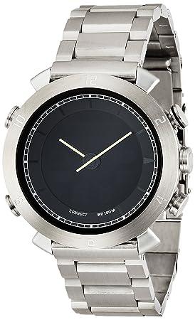 Cogito Classic Stainless Steel Plata Reloj Inteligente: Amazon.es: Electrónica