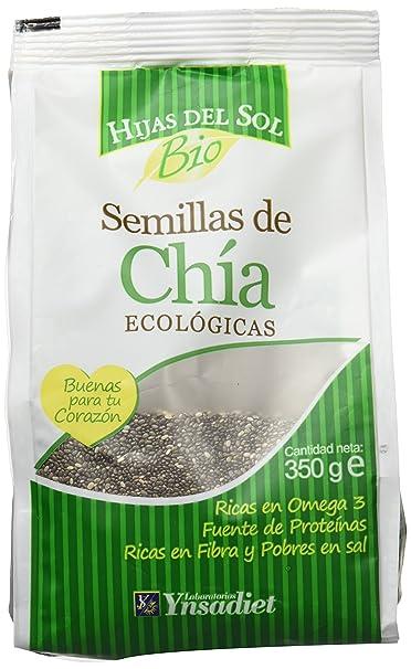 Hijas Del Sol Bio Semillas De Chía - 350 gr - [pack de 5]