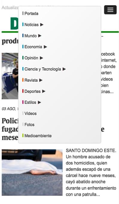 Amazon.com: Diario Libre - diariolibre.com: Appstore for Android