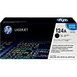 HP 124A Toner Noir Authentique (Q6000A)