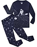 Amazon Price History for:Dolphin&Fish Pajamas Space Little Boys Pajamas Sets 100% Cotton Clothes Toddler Pjs Kids