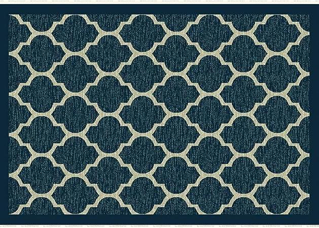 Lewie-Carpet Moderne Minimaliste Salon canapé Motif ...