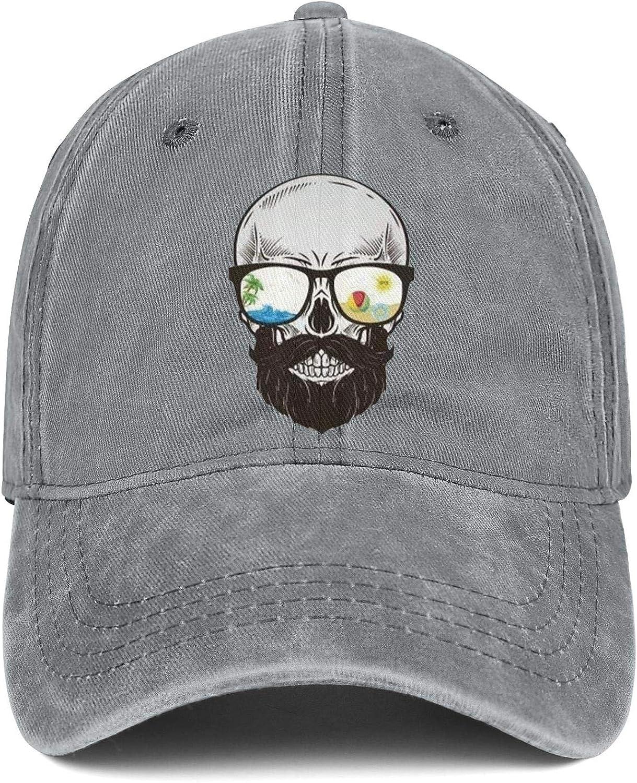 Strapback Caps for Women//Men I Believe in Aliens Adjustable Breathable Fishing Caps