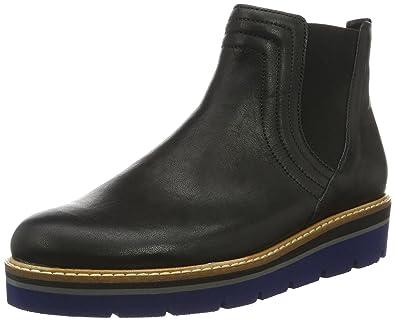 6ae21460473f Gabor Shoes 51.820 Damen Chelsea Boots, Schwarz (schwarz (So.Blau) 50