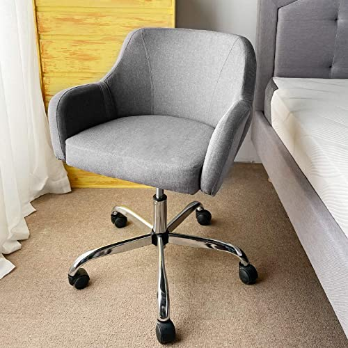 Home Office Chair Adjustable Desk Chair Upholstered Living Room Chair
