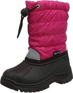 19cc24672392c Playshoes - Stivali da neve Bambina  Amazon.it  Scarpe e borse