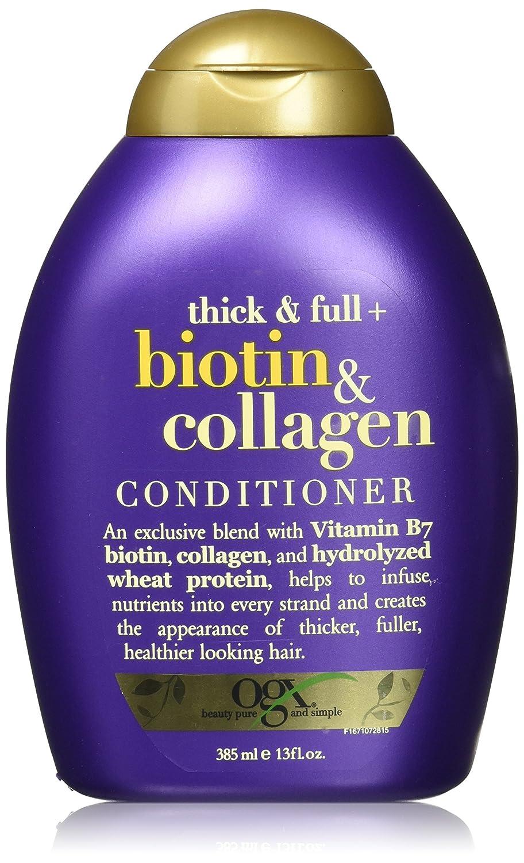 OGX 13 fl. oz. Thick Full Biotin Collagen Conditioner OGX 13 fl. oz. Thick Full Biotin Collagen Conditioner new foto