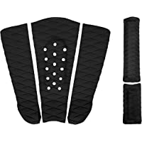 Rogue Iron Sports Skimboard Traction Pad & Arch Bar - 3 Piece Stomp Pad for Skimboarding