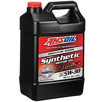 Amsoil Wv01rca07887 5w30 Signature Series Synthetic Engine Oil