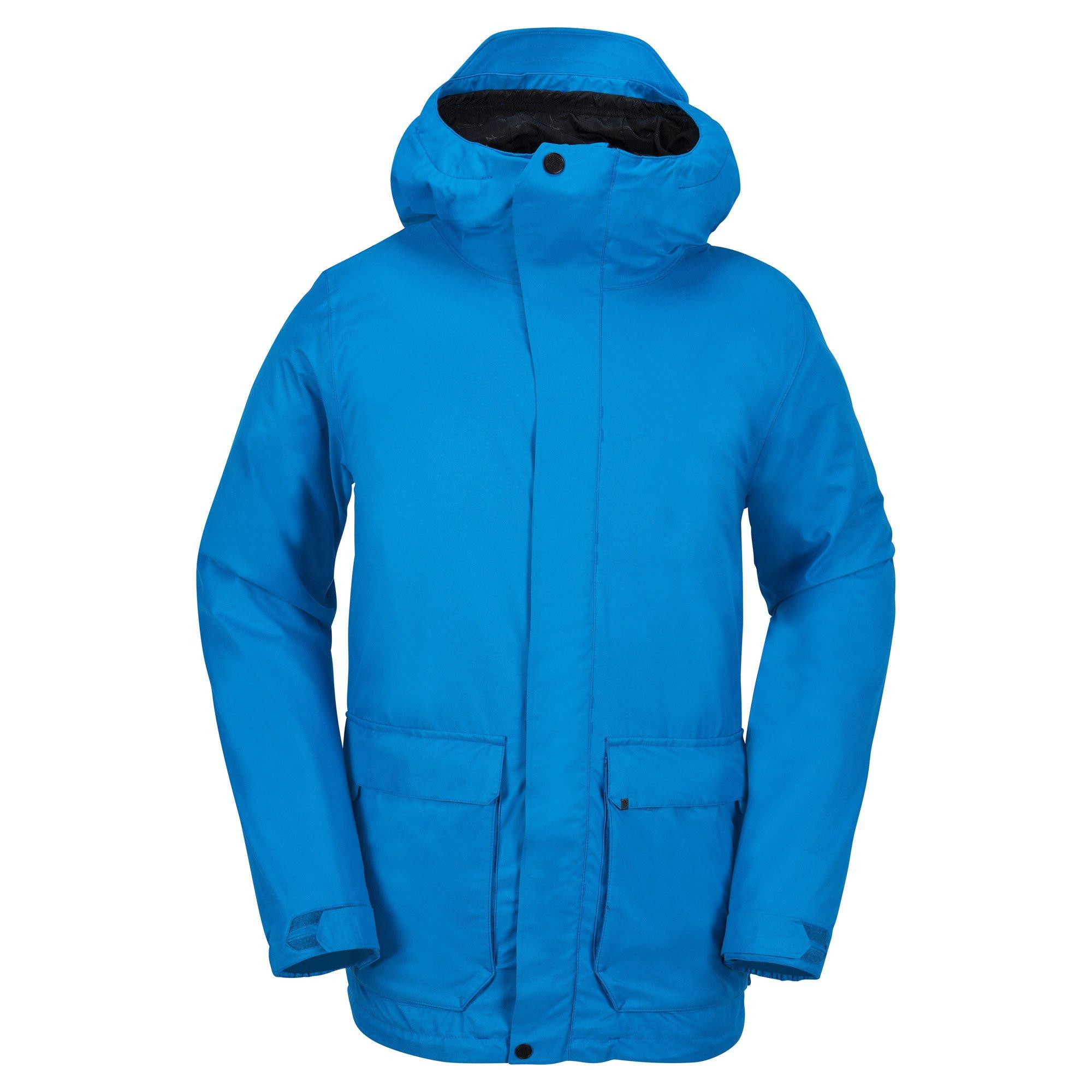 Volcom Mens Utilitarian Snow Jacket