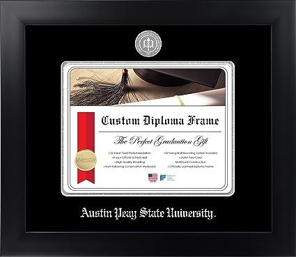 Amazon.com: Celebration Frames Austin Peay State University 8½ x 11 ...