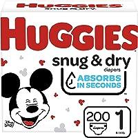 Huggies Snug & Dry Disposable Baby Diapers