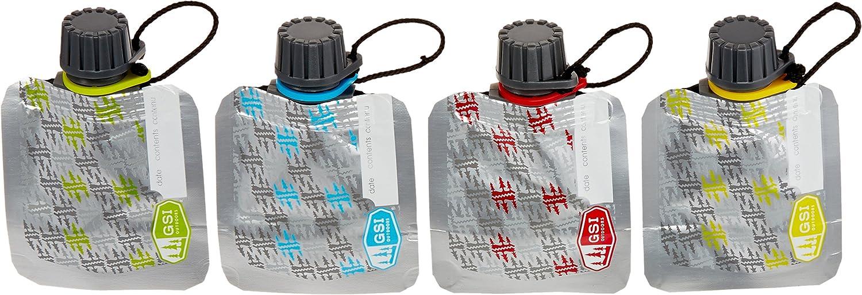 GSI Faltflasche 60 ml Faltflaschenset mehrfarbig 91340